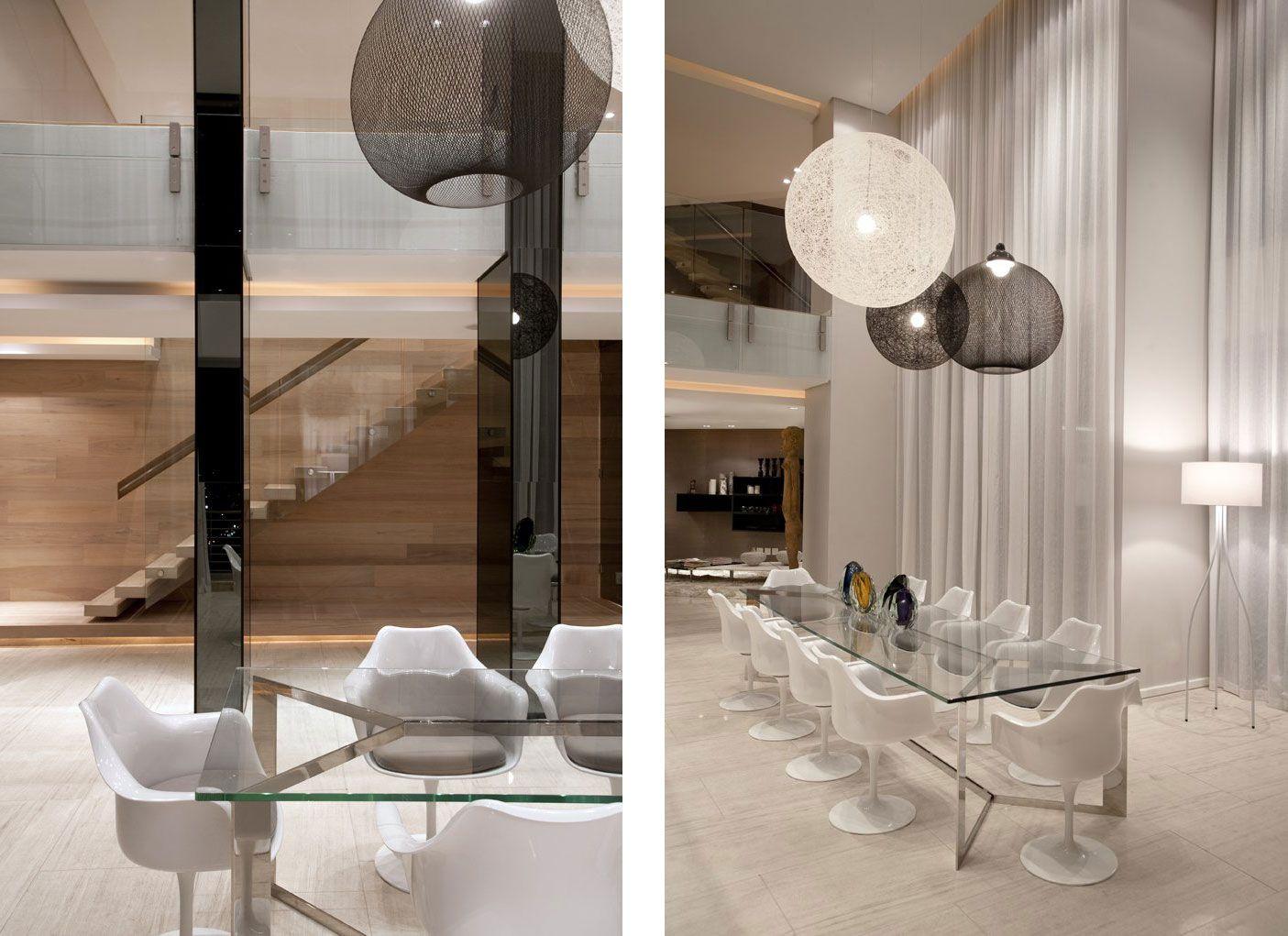 Luxury sandhurst towers penthouse in johannesburg 11
