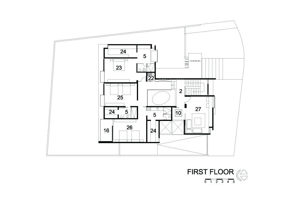 ML House First Floor