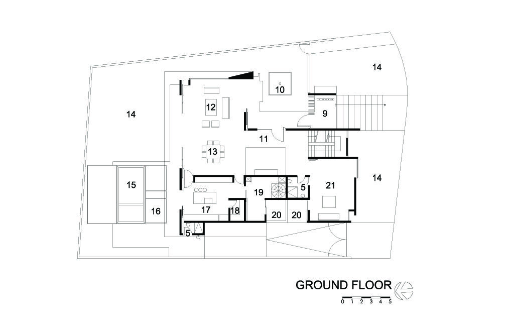 ML House Ground Floor