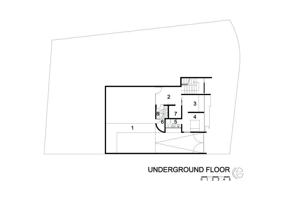 ML House Underground Floor