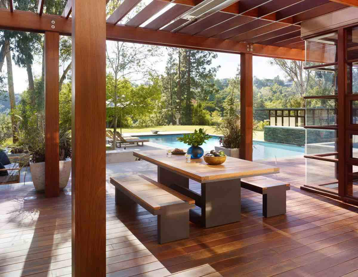 modern homerockefeller partners architects - caandesign