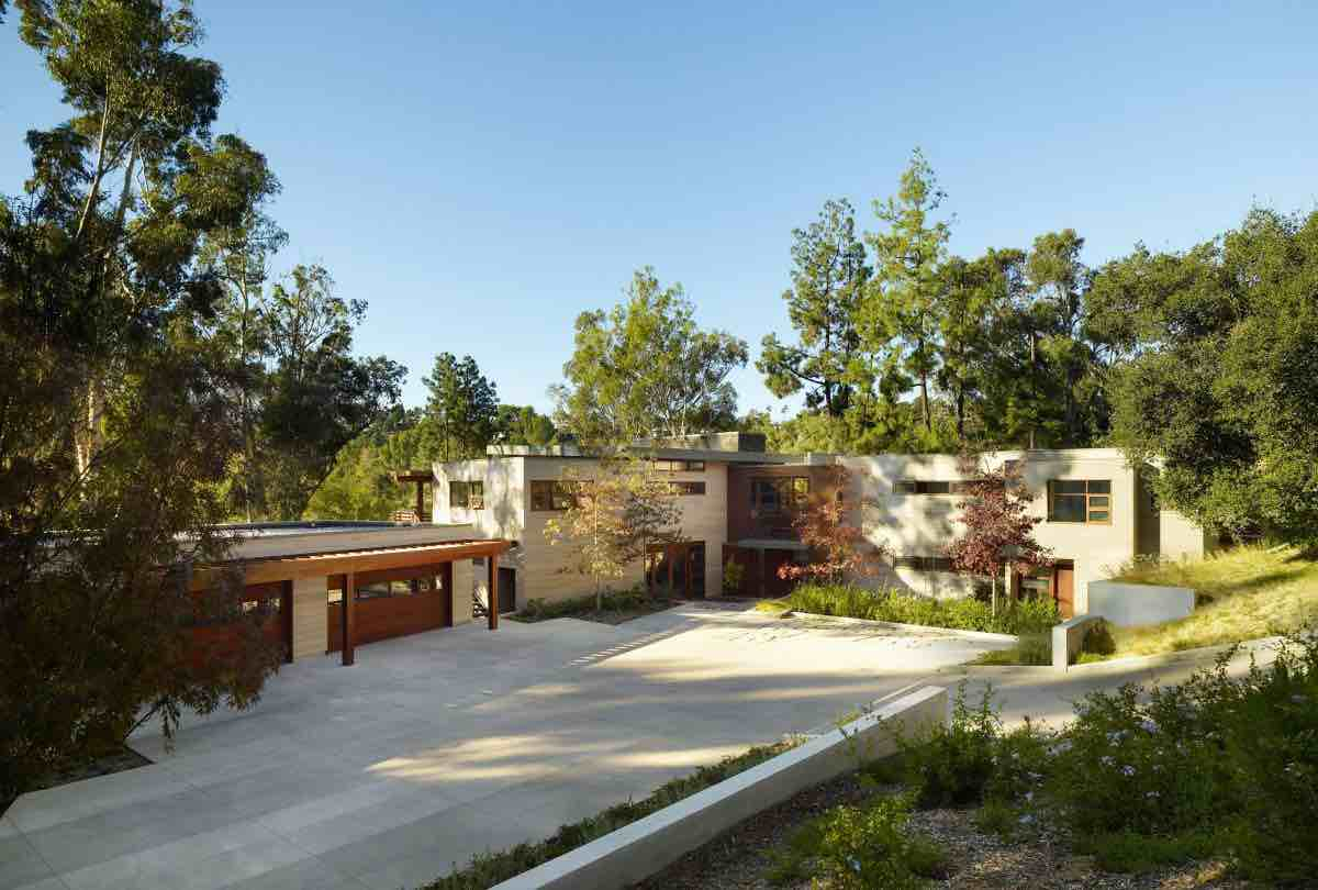 Mandeville Canyon Residence 5 Modern Home by Rockefeller Partners Architects
