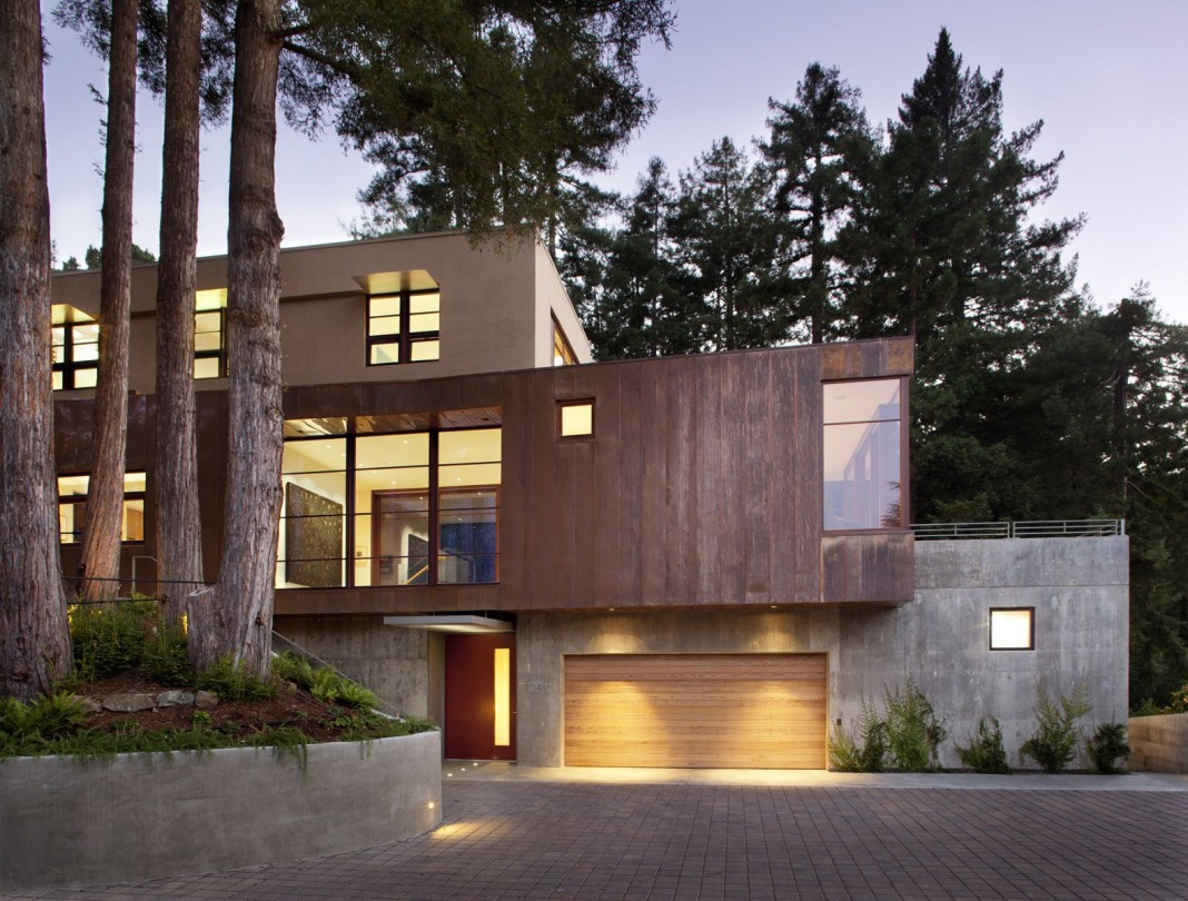 Mill valley house by ccs architecture caandesign for Mill valley architects