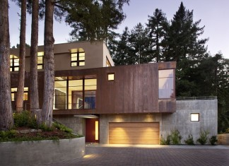 Mill Valley House by CCS Architecture
