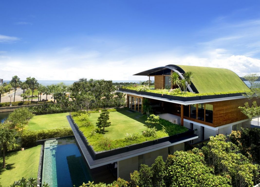 Merveilleux The Amazing Meera Sky Garden House In Singapore By Guz Architects