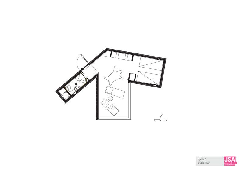 Minimalist-Juvet-Landscape-Hotel-in-Norway-room-plan-05