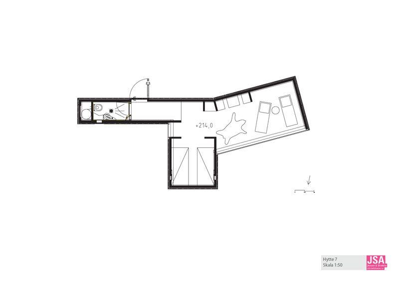 Minimalist-Juvet-Landscape-Hotel-in-Norway-room-plan-06