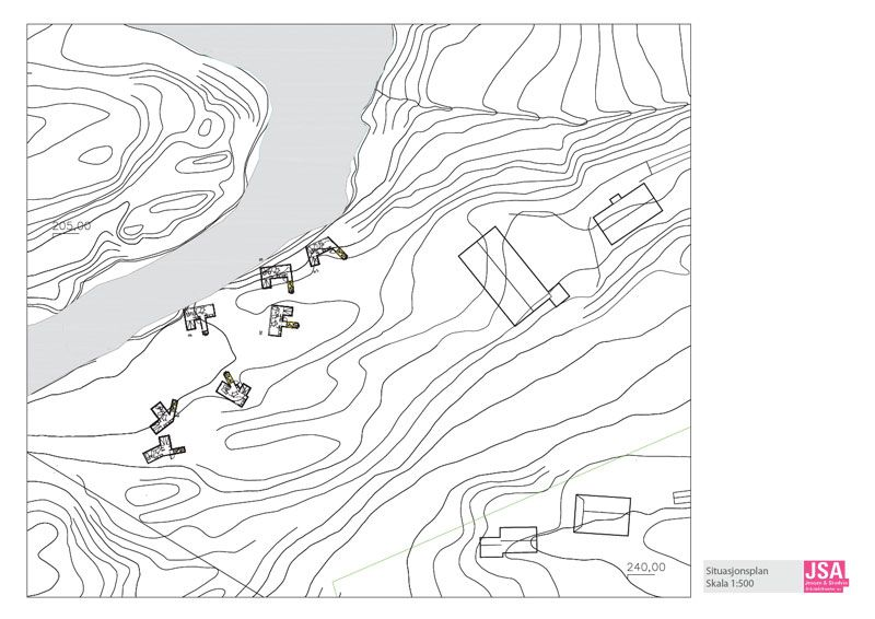 Minimalist-Juvet-Landscape-Hotel-in-Norway-site-plan