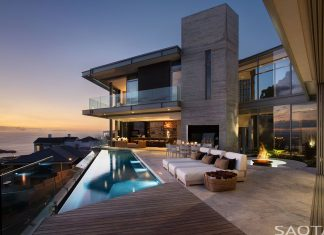 Modern Clifton 2A Residence by SAOTA