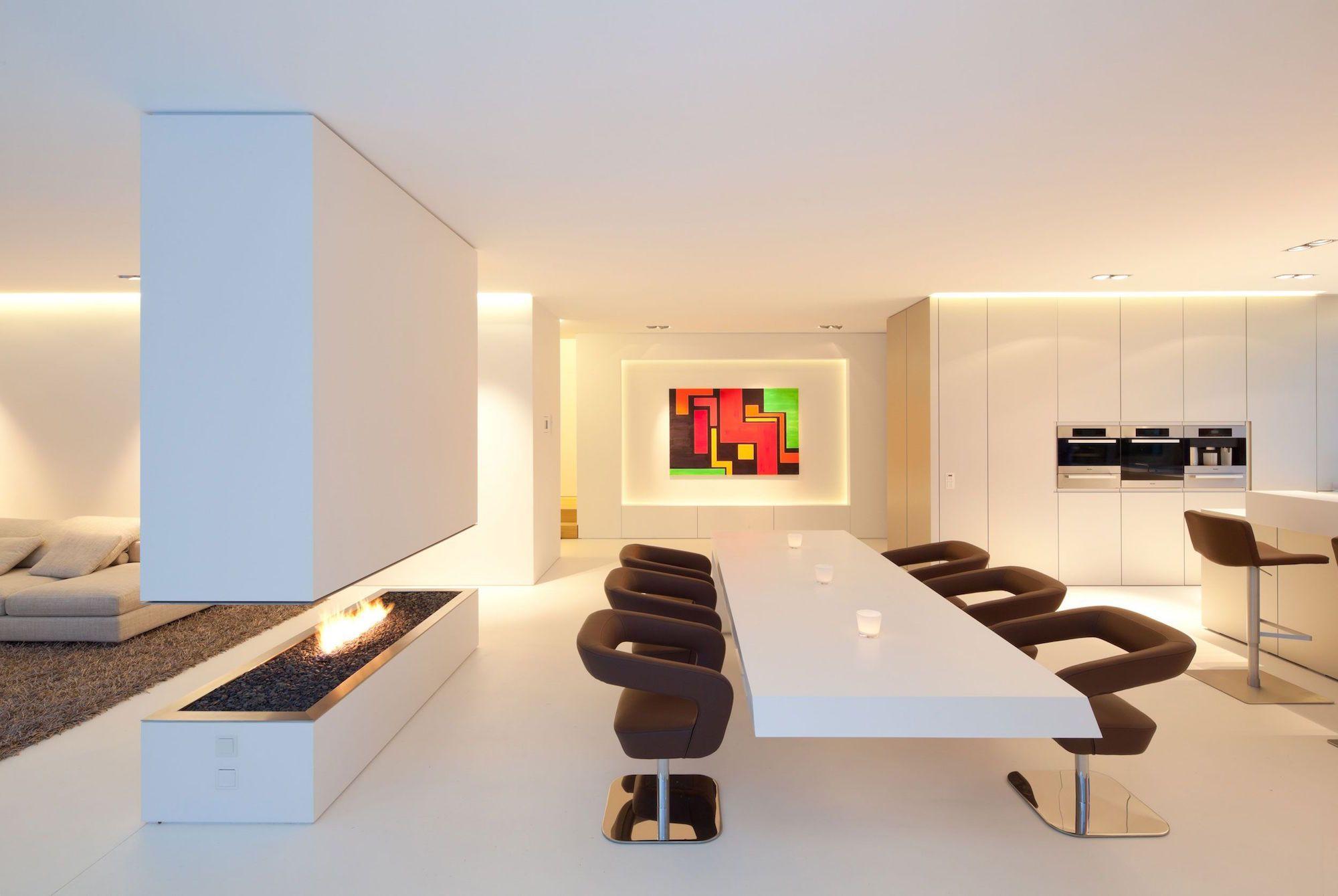 The Modern HI-MACS House by Karl Dreer and Bembé Dellinger ...