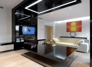 Modern Serrano Apartments by A-cero