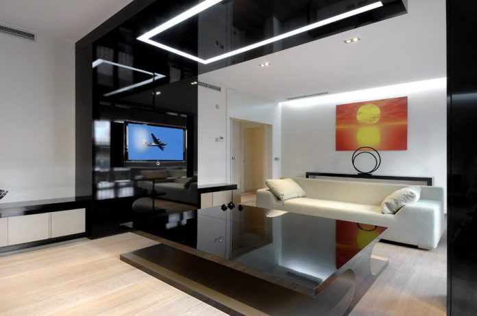 Modern Serrano Apartments by A-cero
