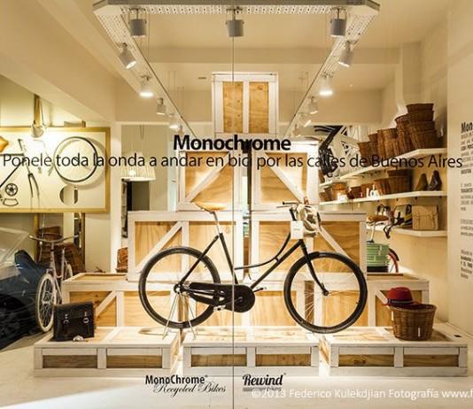 Monochrome bikes by Nidolab