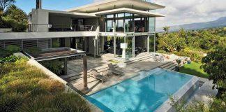 Montrose House by SAOTA – Stefan Antoni Olmesdahl Truen Architects