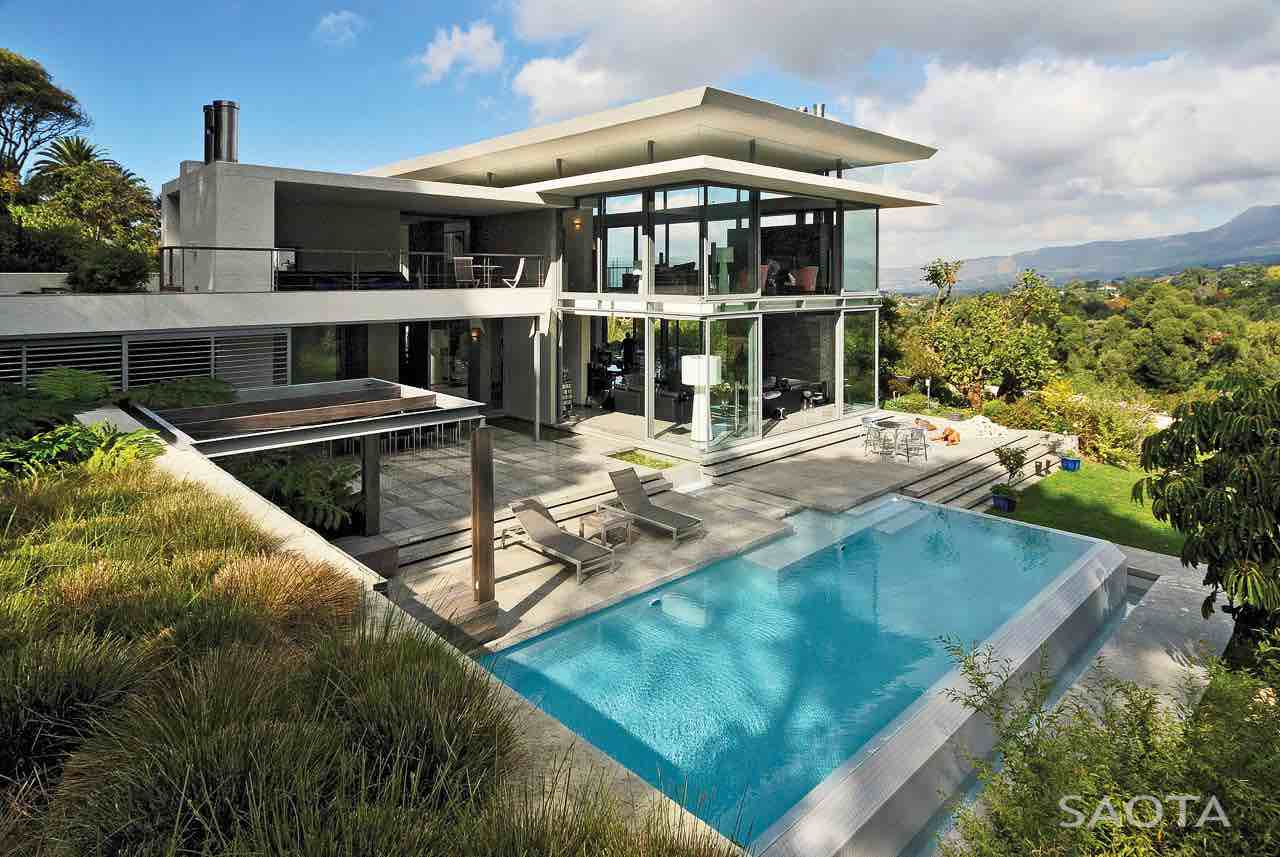 Montrose House By SAOTA CAANdesign Architecture And