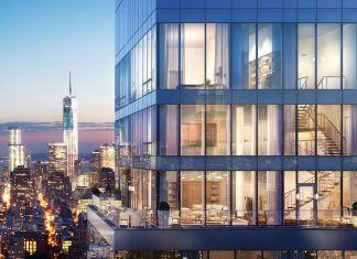 Rupert Murdoch's $57.25 Million One Madison triplex penthouse