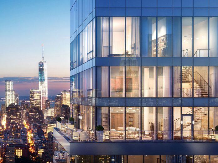 Rupert Murdoch's $57.25 Million One Madison triplex penthouse