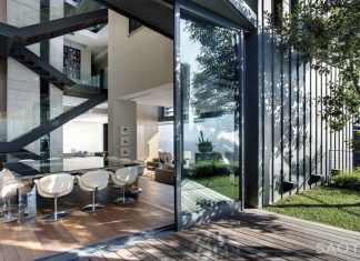 Nettleton 195 Luxury Residence bySAOTA and Antoni Associates