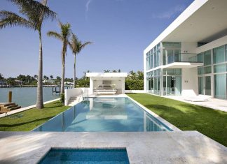 North Bay Residence in Miami by Touzet Studio