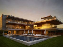 Ocean Deck House by Stelle Lomont Rouhani Architects