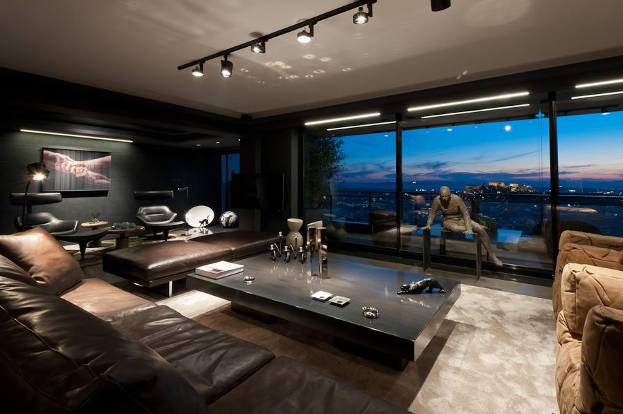 Skyfall Apartment by Studio Omerta CAANdesign Architecture and