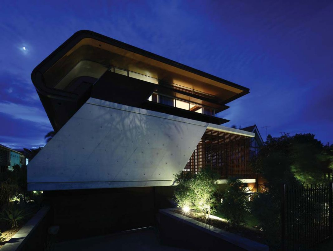 Oxlade House by Arkhefield