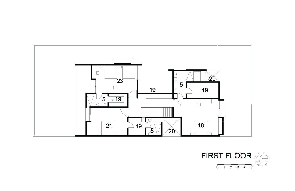 PC House First Floor