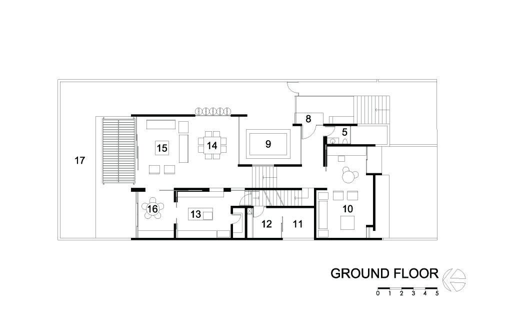 PC House Ground Floor