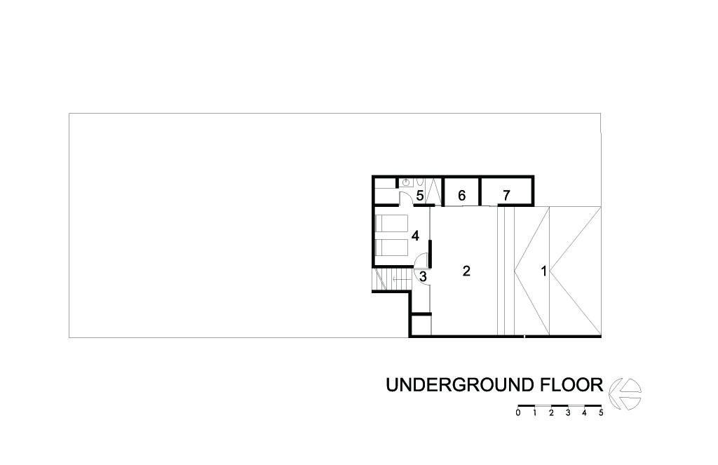 PC House Underground Floor