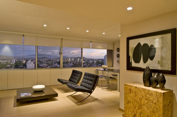 Piso 11 by by Agraz Arquitectos
