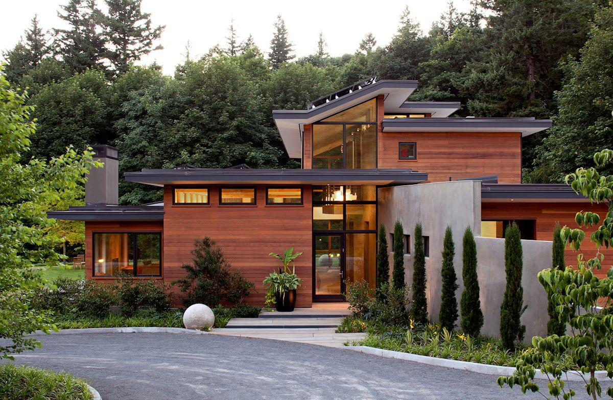 Portland skyline by nathan good architects caandesign for Home designers portland oregon