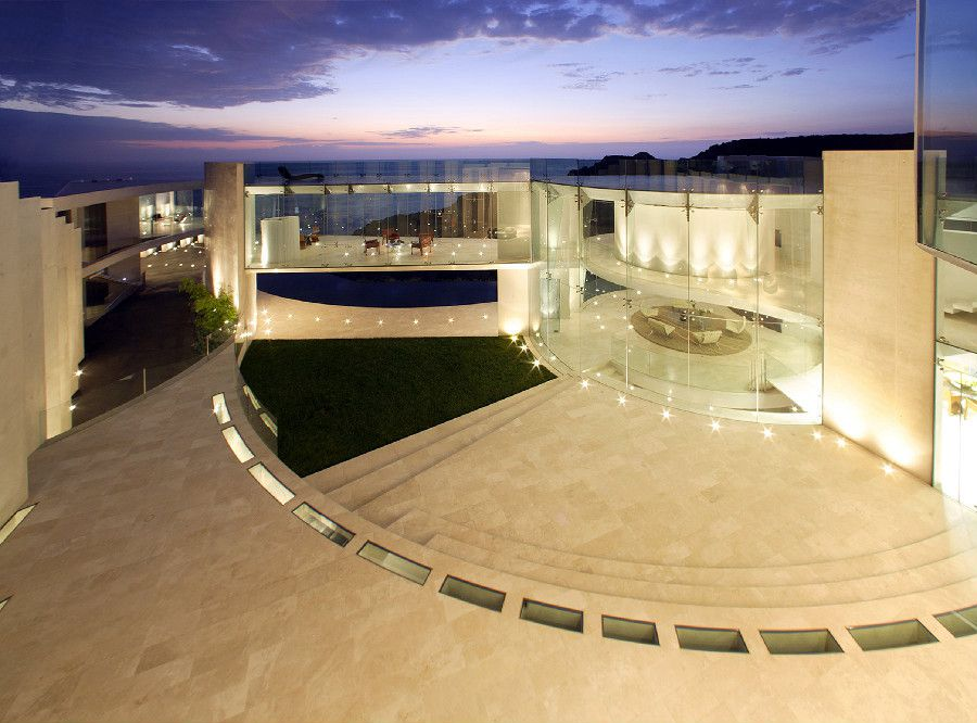 The razor residence by wallace e cunningham caandesign - Superbe residence rasoir wallace e cunningham ...