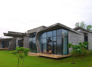 Rishikesh House by Rajiv Saini and Associates
