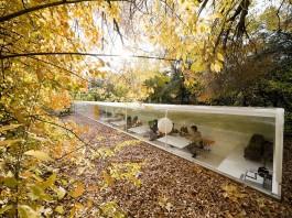 Studio in the woods in Madrid, Spain by Selgascano Arquitectos