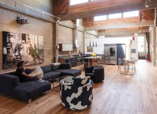 SF Loft by Wardell + Sagan Projekt