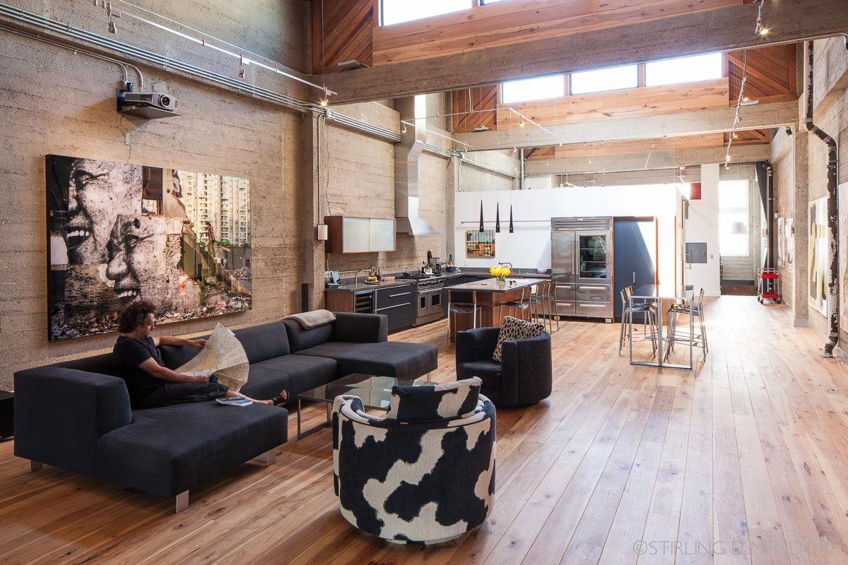 sf loft by wardell sagan projekt caandesign architecture and home design blog
