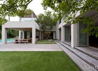 Silverhurst Residence by Saota and Antoni Associates