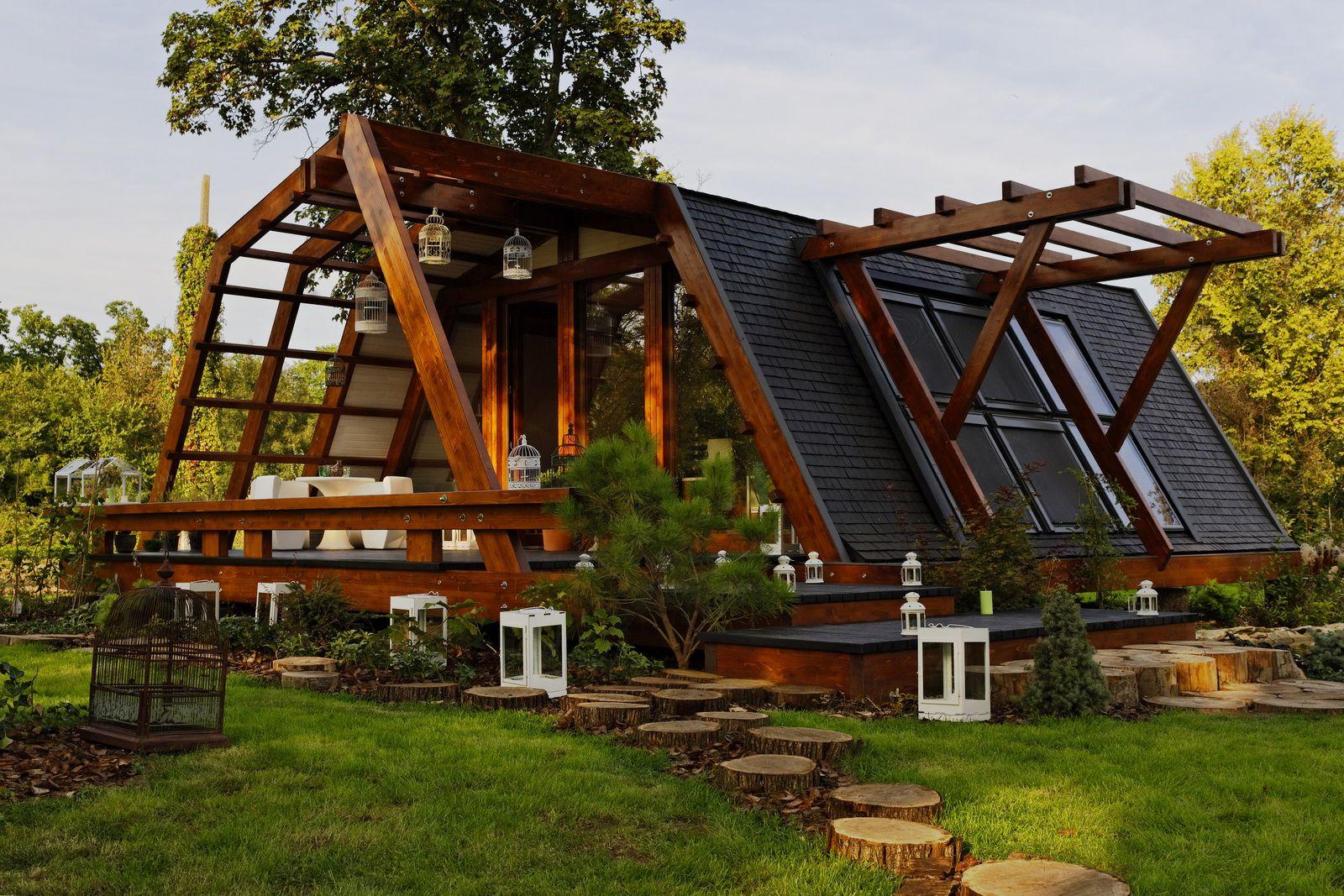 Soleta zeroenergy sustainable wooden house ecologic home dwell fachwerk prefab homes ANSONIA 01