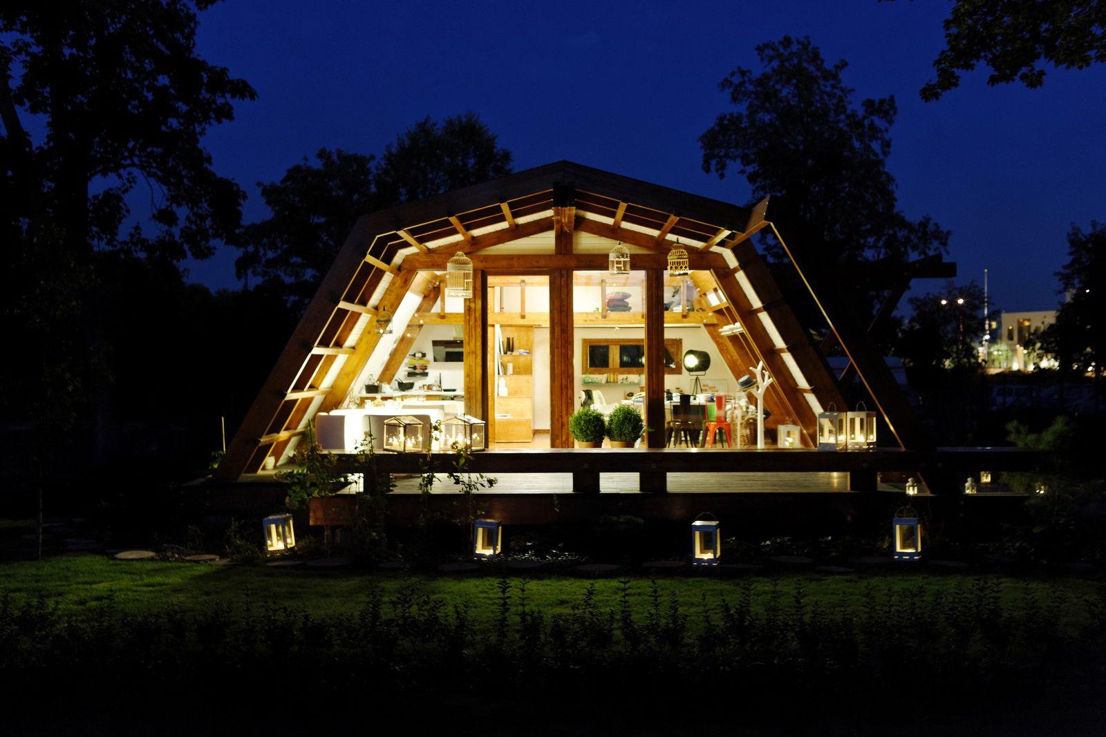 Soleta zeroenergy sustainable wooden house ecologic home dwell fachwerk prefab homes ANSONIA 04