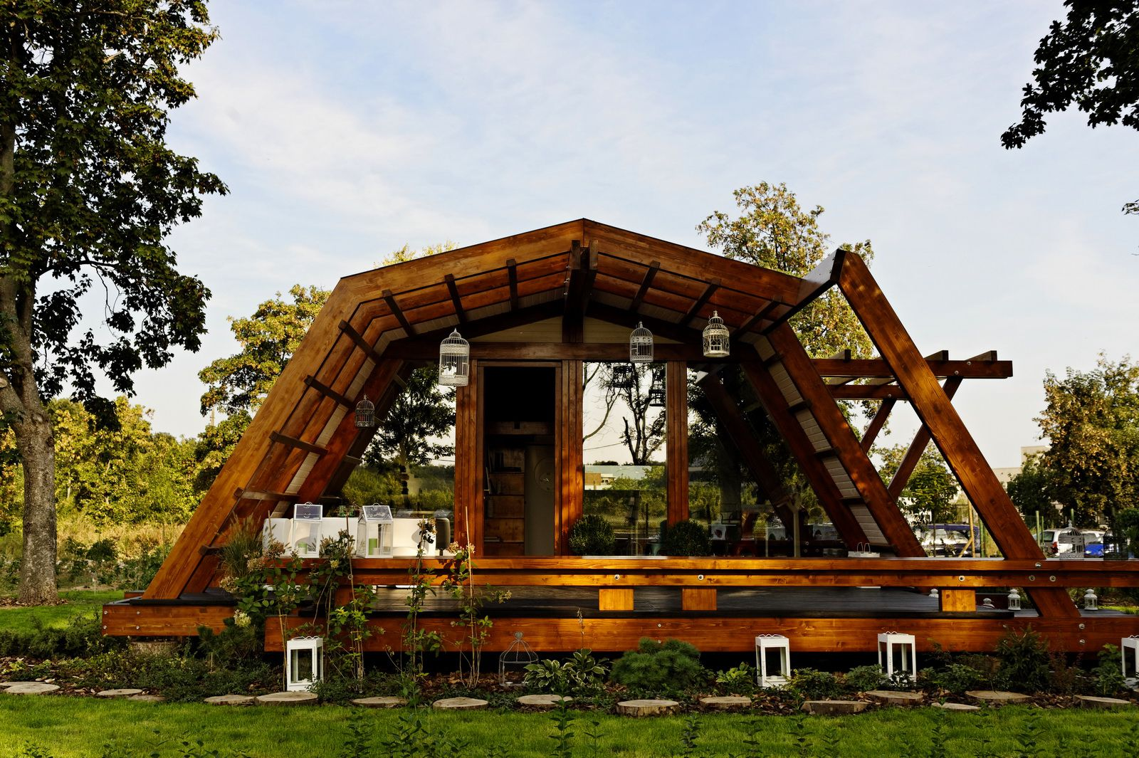 Soleta zeroenergy sustainable wooden house ecologic home dwell fachwerk prefab homes ANSONIA 06