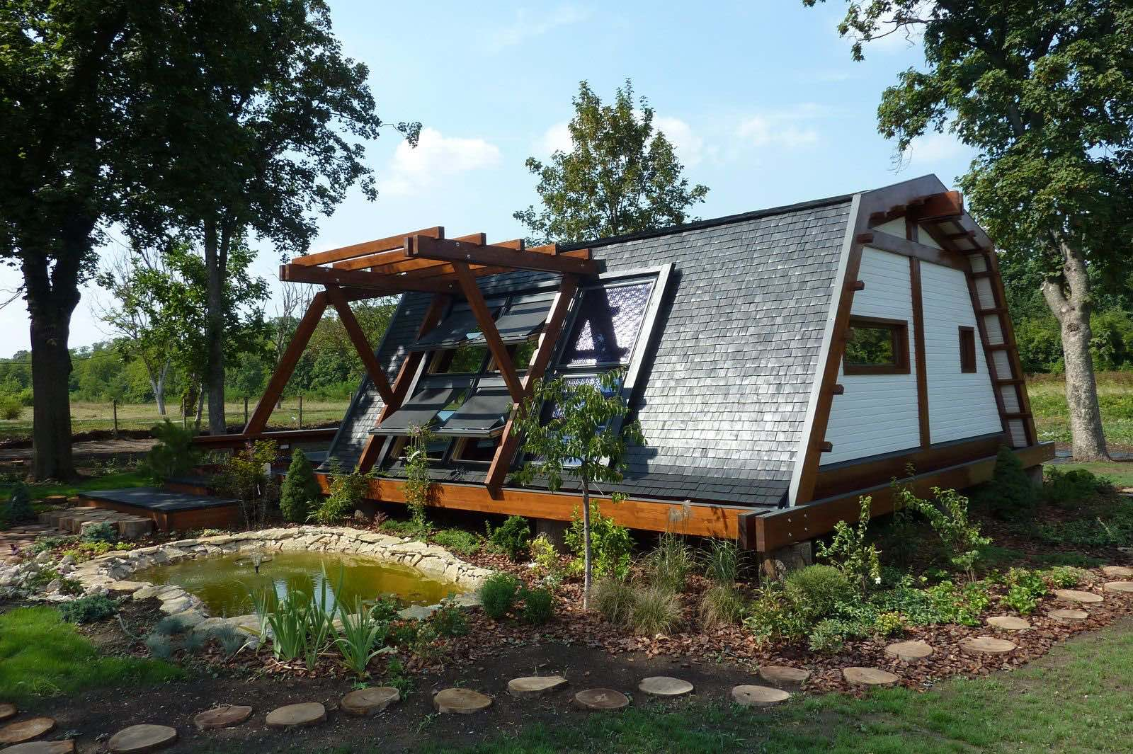 Soleta ZeroEnergy One By FITS CAANdesign Architecture And Home - Zero energy home design