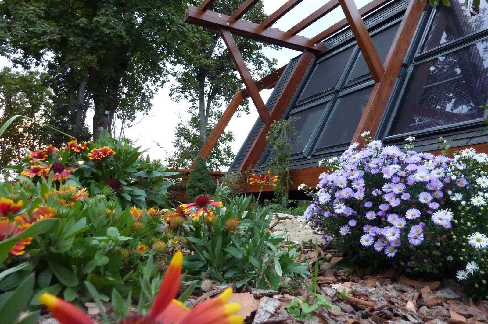 Soleta zeroenergy sustainable wooden house ecologic home dwell fachwerk prefab homes ANSONIA 25