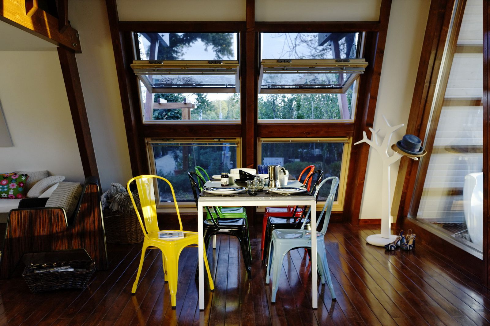 Soleta zeroenergy sustainable wooden house ecologic home dwell fachwerk prefab homes ANSONIA 43