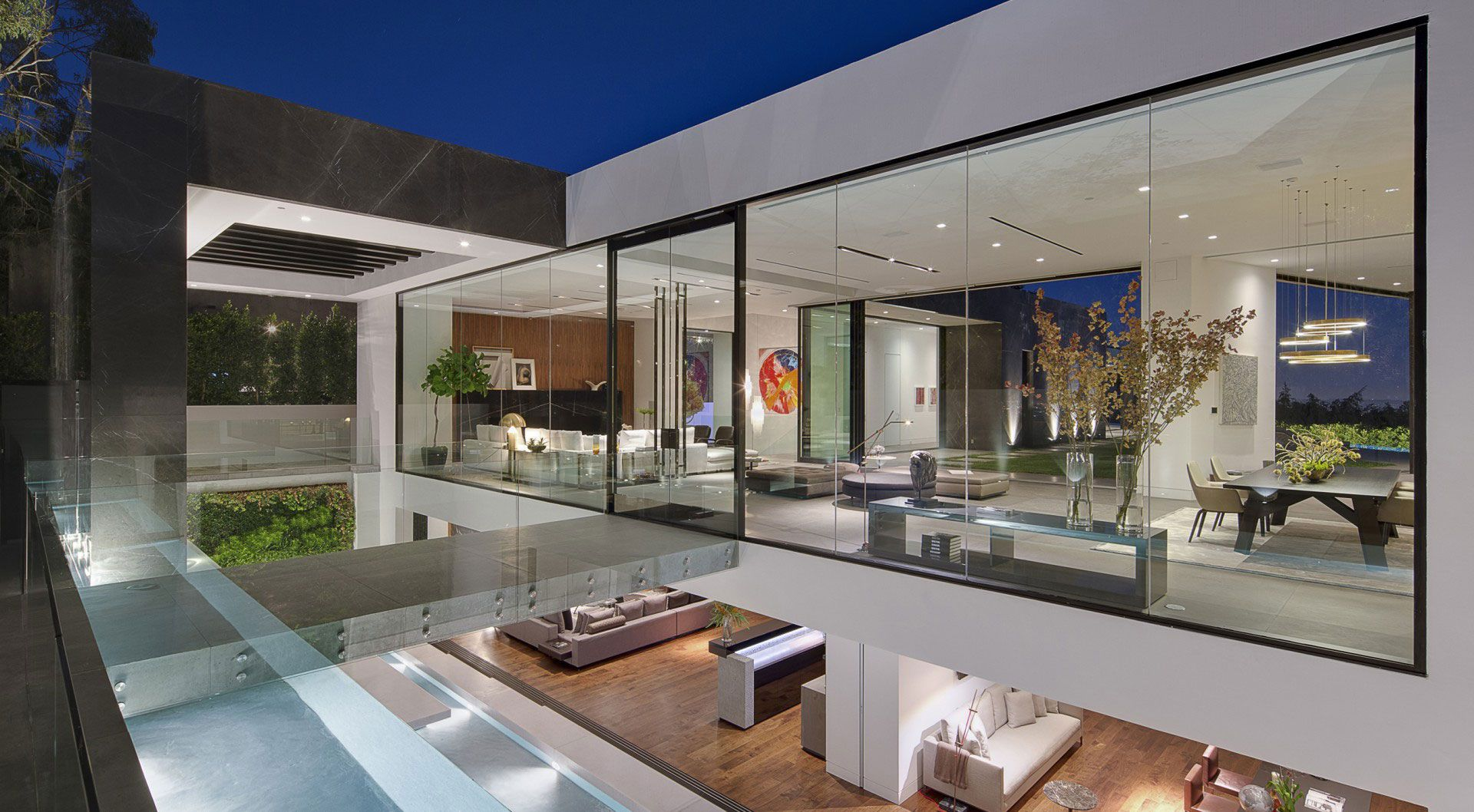 T 1 residence by mcclean design caandesign for Home design los angeles