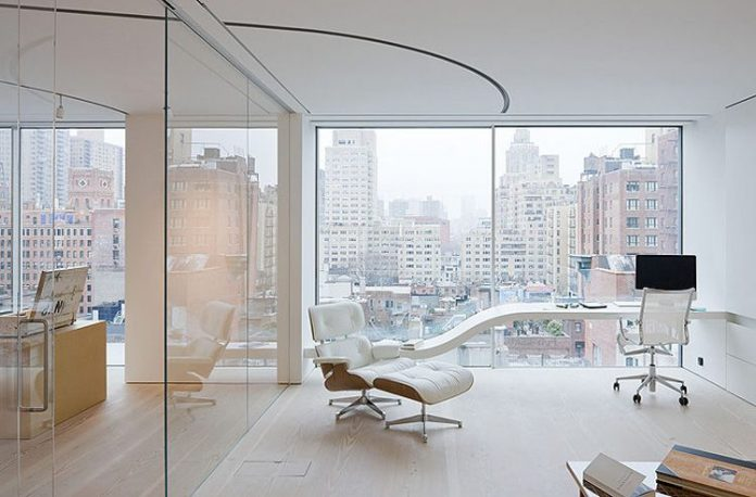The Collectors Loft in New York by UNStudio