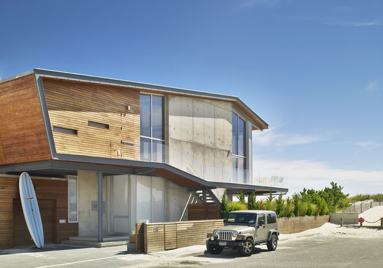 The sea by west chin architects exterior facade