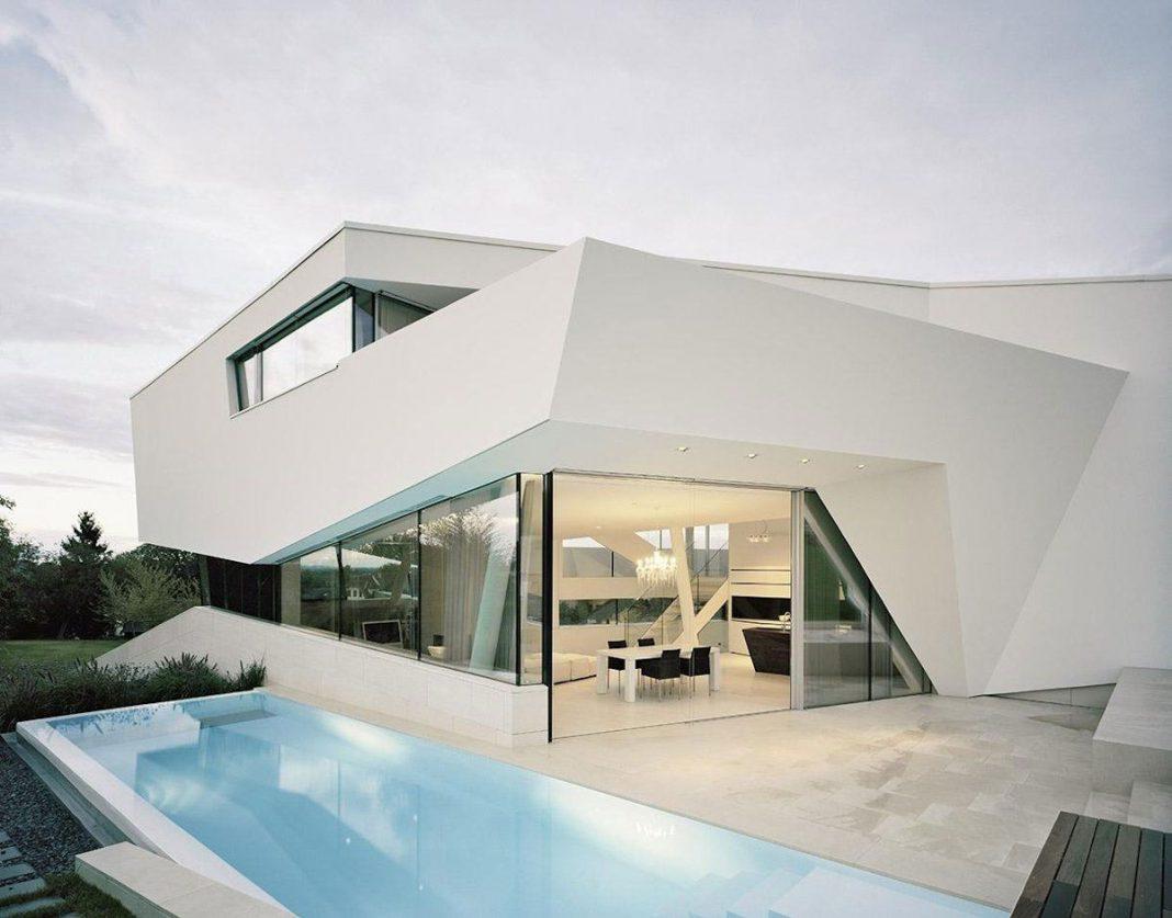 Villa Freundorf by Project A01 Architects - CAANdesign ...