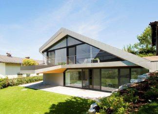 Villa H by Smartvoll Architekten ZT KG