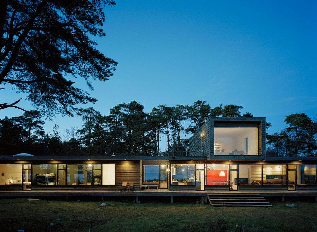 Villa Plus by Waldemarson Berglund Arkitekter