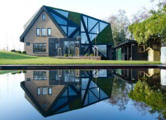 Villa Rotterdam 2 by Ooze